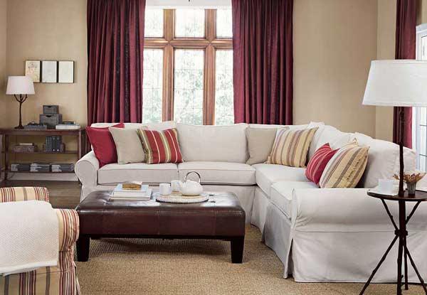 ruang tamu minimalis sederhana murah