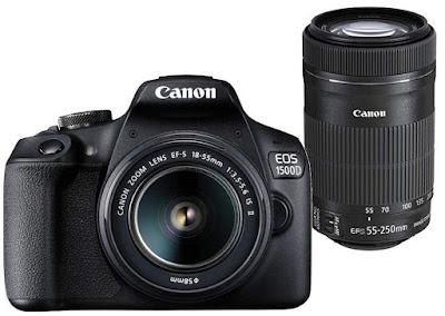 Spesifikasi dan harga Canon 1500d