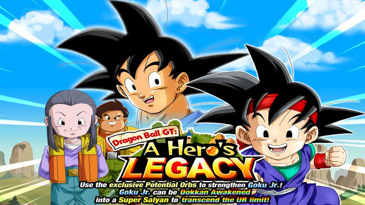 Dragon Ball GT: A Hero's Legacy BD (Special) Subtitle Indonesia