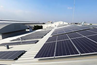 Solusi Kebutuhan Listrik Masa Depan, Yuk Hemat Energi dengan Solar panel
