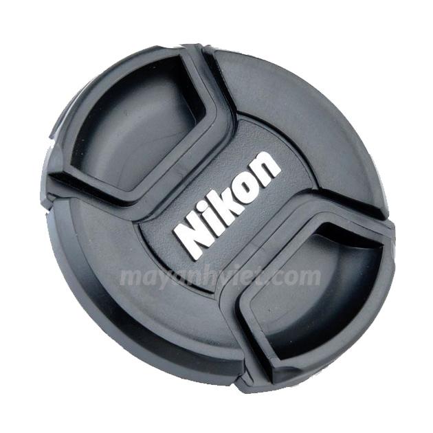 Cap lens trước Nikon | Nắp đậy ống kính nikon