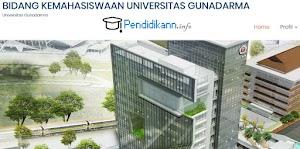 Syarat Beasiswa Gunadarma Terbaru Dan Terlengkap