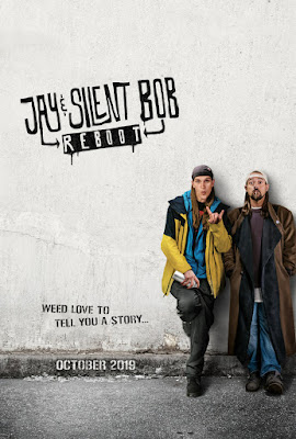 Jay and Silent Bob Reboot in theaters October 15 and 17th