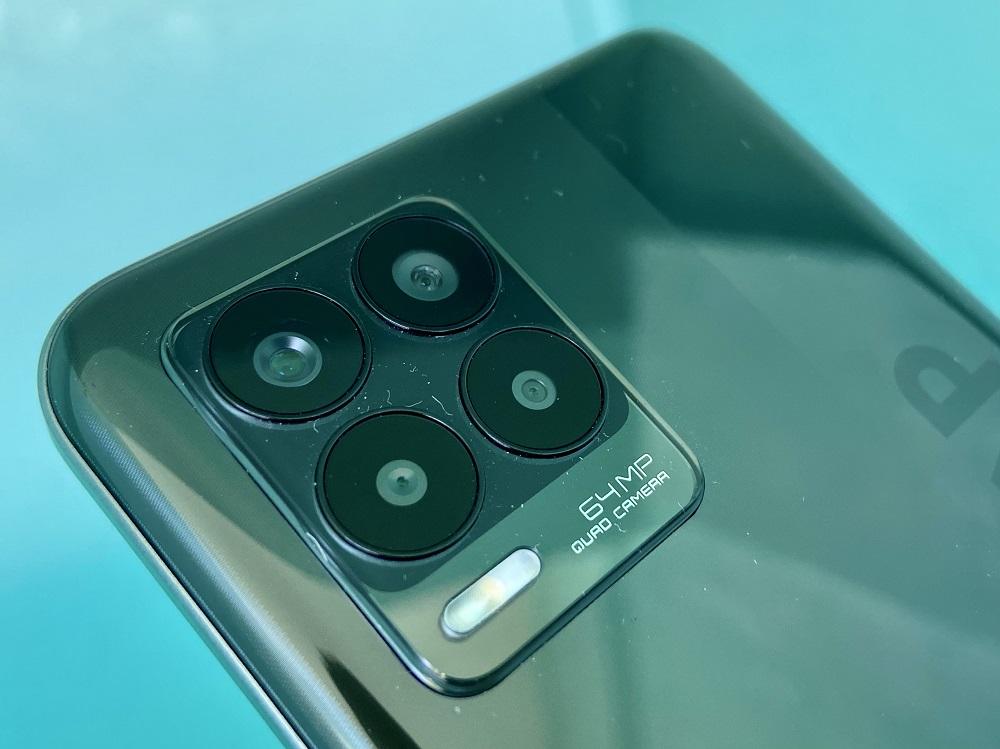 realme 8 - Rear Camera Module