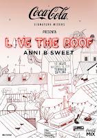 Concierto de Anni B Sweet en Live the Roof