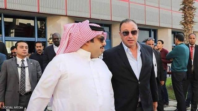 تصريحات تركى ال الشيخ وموقفه مع الاهلى والخطيب