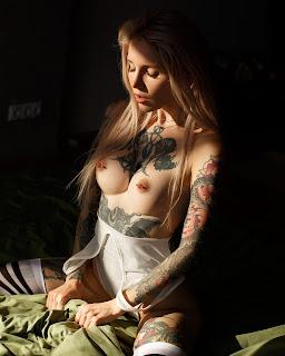性感的母狗 - Titillating Girl Art - 20200505