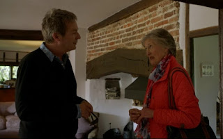 Julian Clary and Dee Hart Dyke