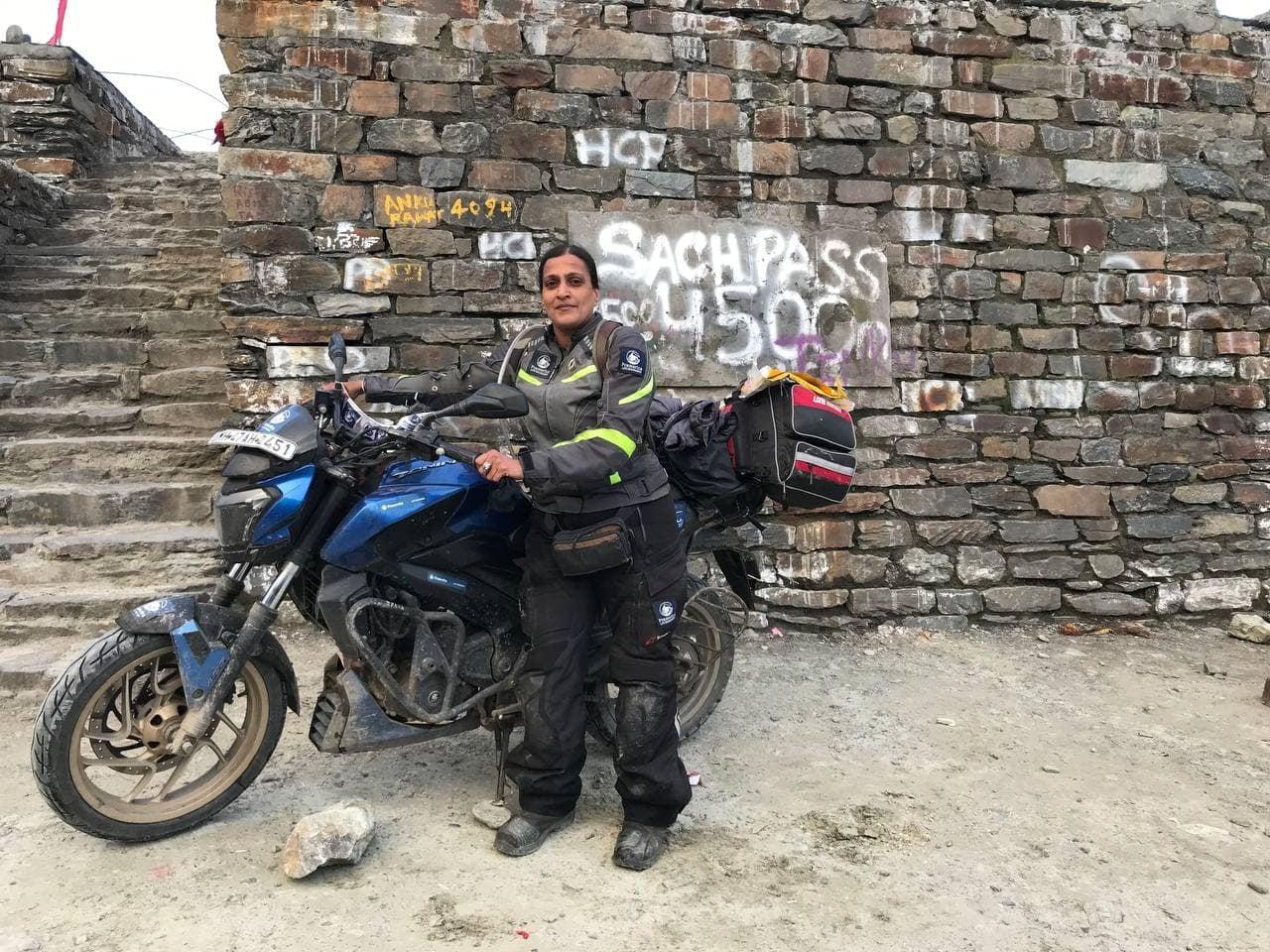 Shilpa Balakrishnan Reached Gulabgarh, J&K   Day 12 Himalayan Conquest 2021   Explore India Series