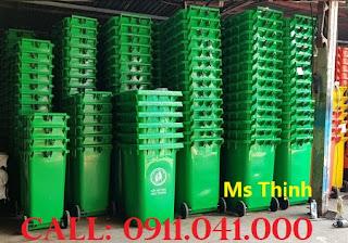 HCM - Thùng rác 120l 240l nhựa tốt giá rẻ tại quận 4, quận 12 lh 0911.041.000 Thung-rac-240l-gia-si-1468924j4910
