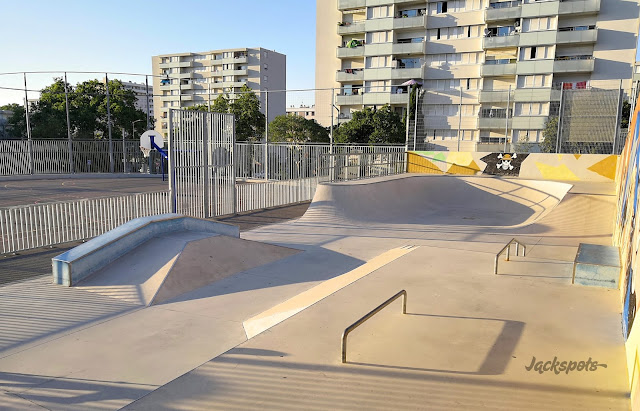 Skatepark Soude Marseille