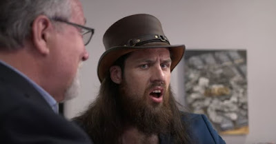 NXT WWE Cameron Grimes NXT Ted Dibiase Million Dollar MAN