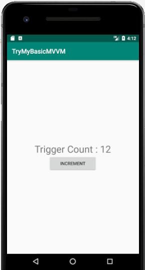 TryMyDroid: เริ่มต้น ViewModel , DataBinding , LiveData บน