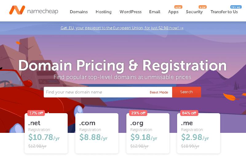 Rekomendasi Tempat Beli Domain