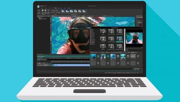 أسهل برنامج مونتاج فيديو احترافي مجاني للكمبيوتر للمبتدئين Youtube