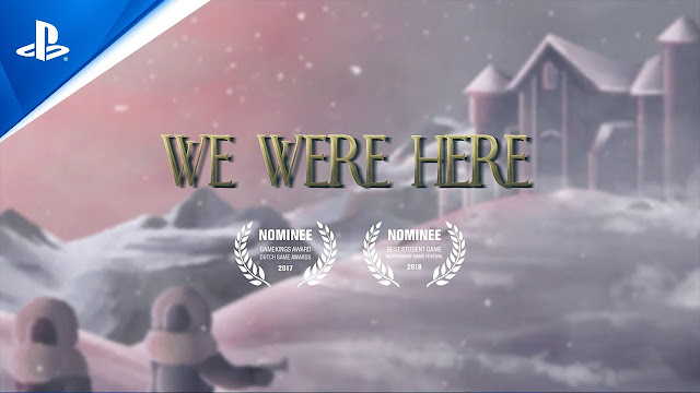 We Were Here Series Released for PlayStation 4 - Get First Game of the Series for free Until 22nd February | TechNeg