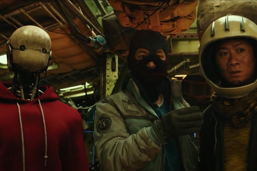 Netflix показал трейлер корейской фантастики «Космические чистильщики» - премьера в феврале