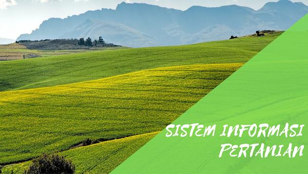 Sistem Informasi Pertanian