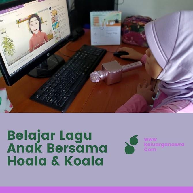 Belajar Lagu Anak Indonesia Bersama  Hoala & Koala
