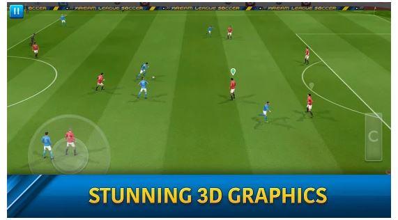 Dream League Soccer 2019 Mod 6.13 Apk + OBB Data Free Download