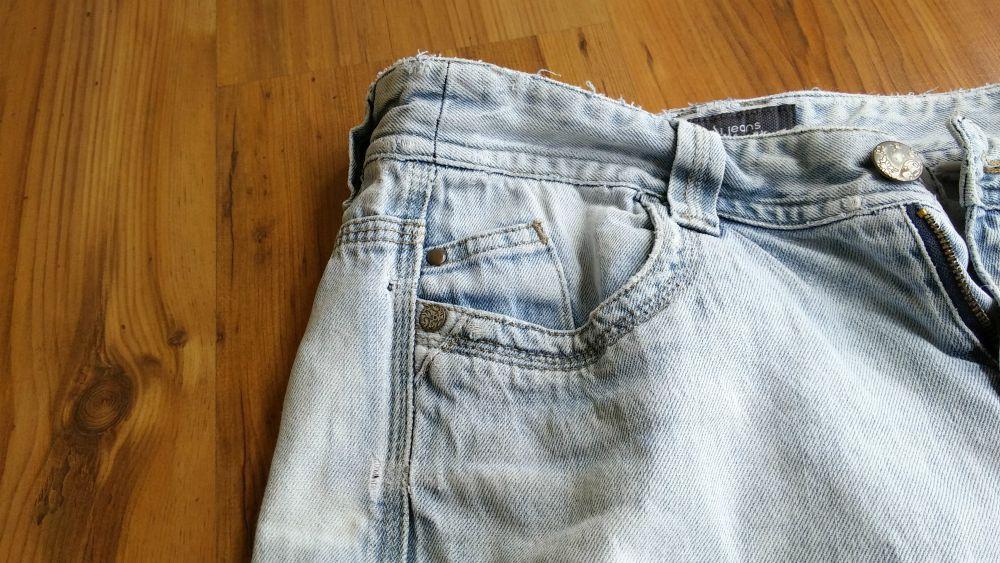 sashiko jeans mending