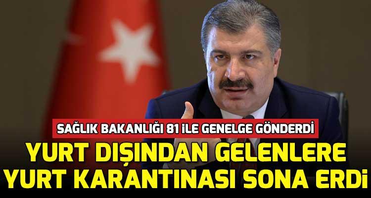 Türkiye Karantina Var mı olacak mı
