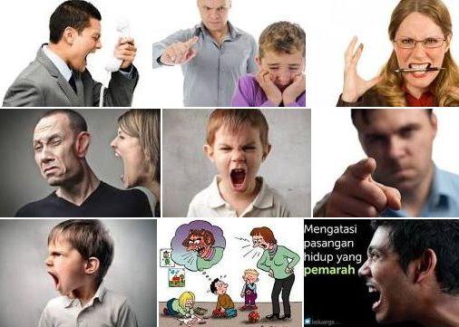 cara mengendalikan emosi amarah