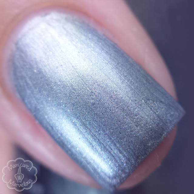 Sassy Pants Polish - Tin Man
