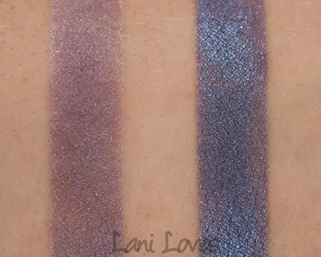 Darling Girl Eyeshadow - Equestrian Couture Swatches & Review