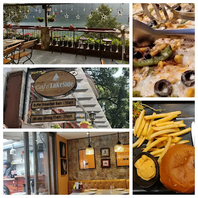 Cafe Lakeside, Nainital