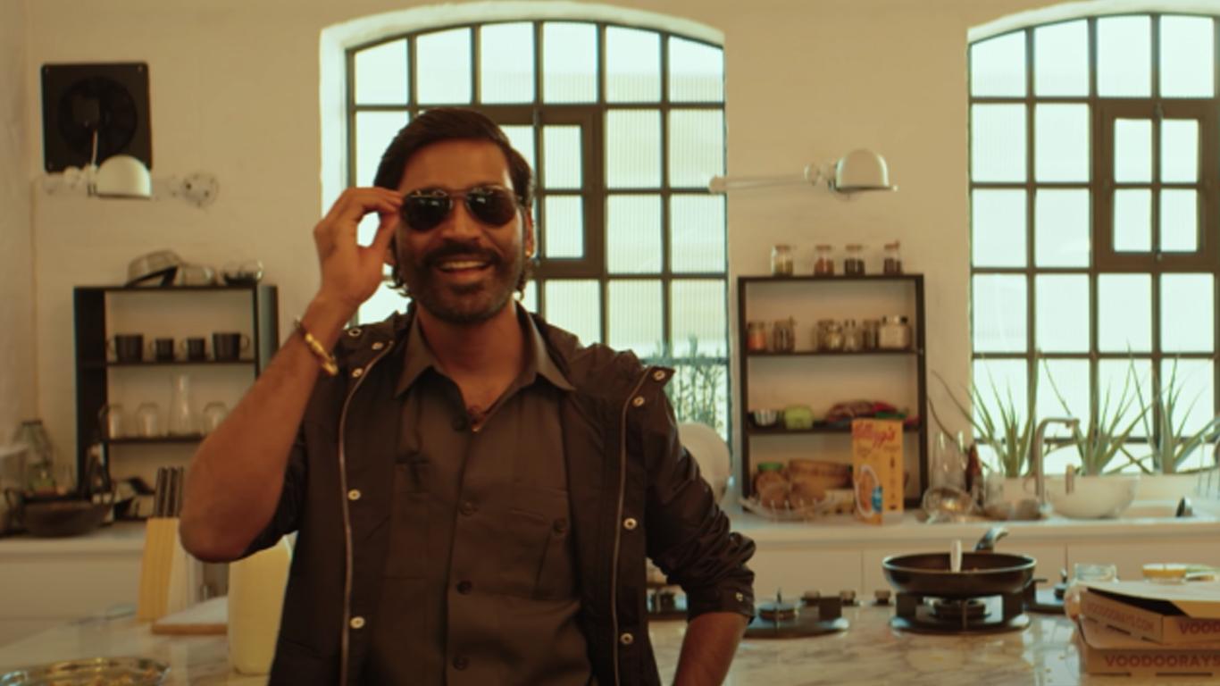 Jagame Thandhiram Tamil Movie Official Teaser
