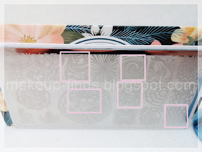 Stamping: Marmoleado Holo+Deco (BP-L061)