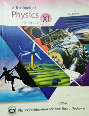 1st year class 11 physics book federal board and kpk