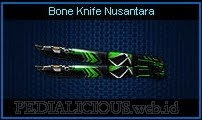 Bone Knife Nusantara