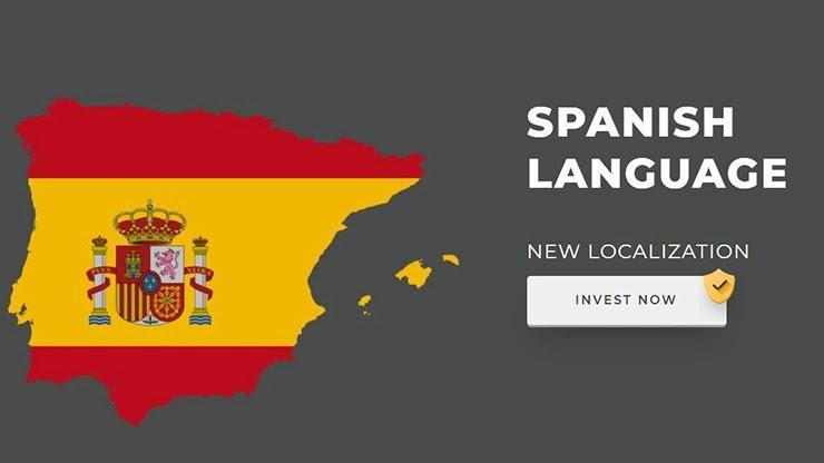 Новая локализация у Cresal