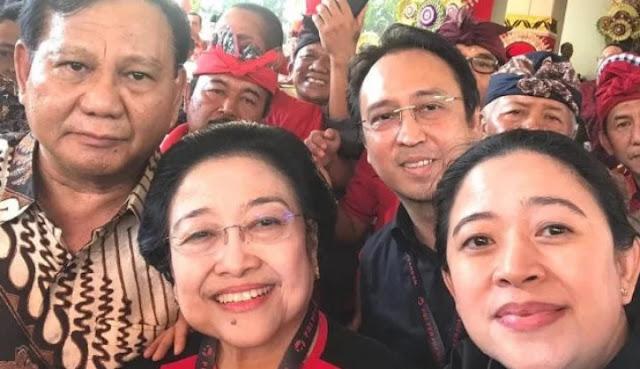 Hasil Survei: Prabowo Masih Kuat untuk Pilpres 2024, Anies, Hingga Anak Bu Mega Keok!!
