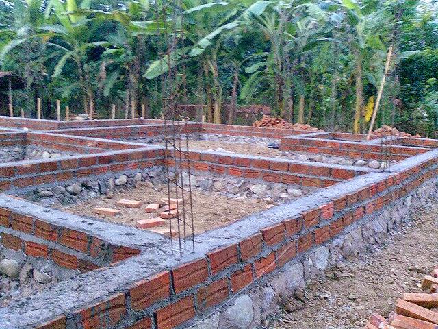Cara Menghitung Volume Pondasi Rumah dan Biaya Pembangunannya