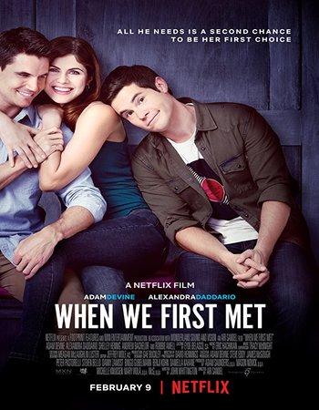 When We First Met (2018) English 300MB