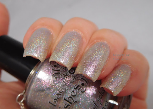 The Lady Varnishes Fairy Queen