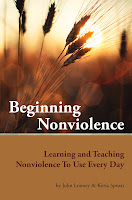 Beginning Nonviolence book cover