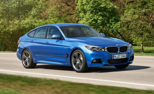BMW 3 Series Gran Turismo 2013-2019