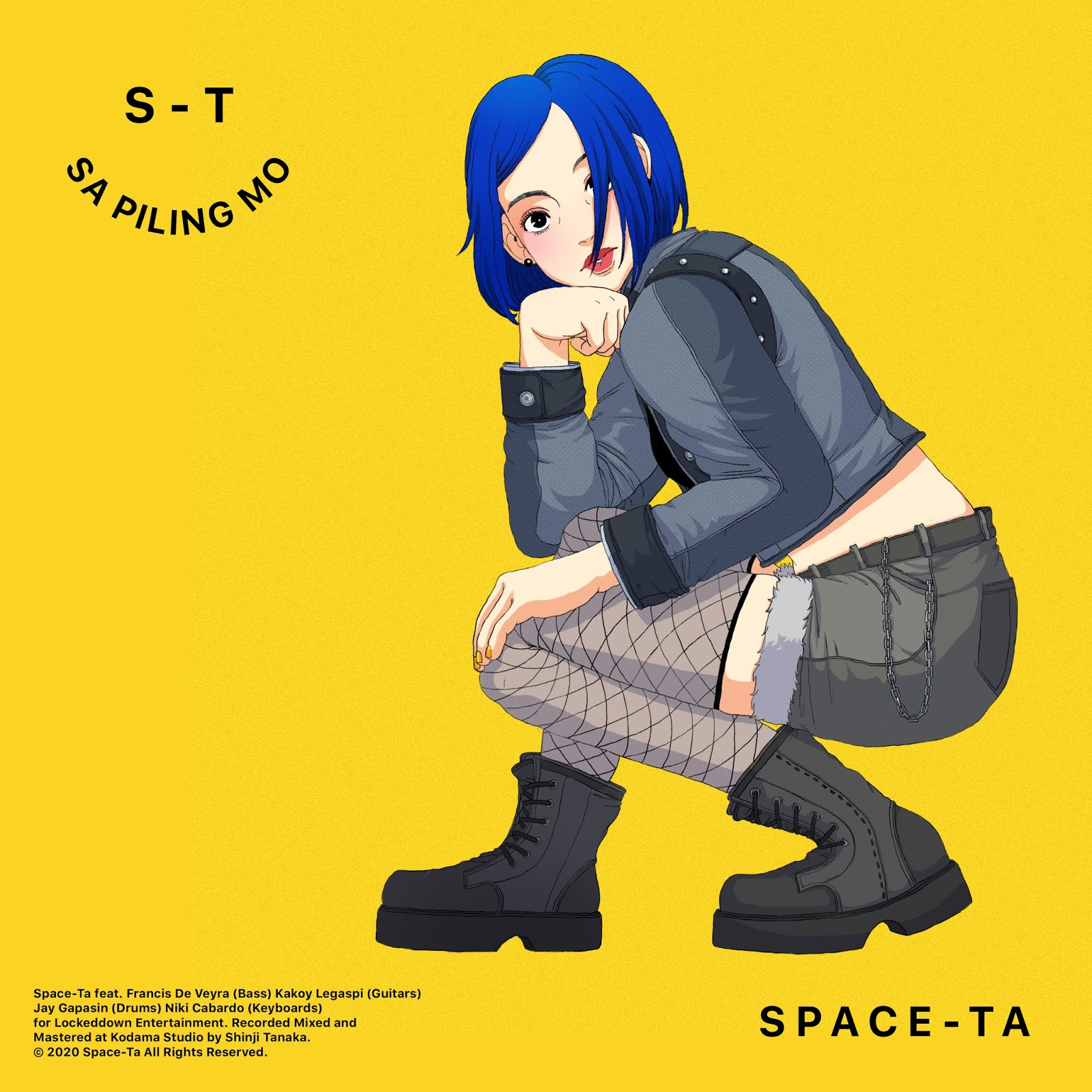 "Space-Ta brings a splash of nostalgia and soul  with new single ""Sa Piling Mo"""