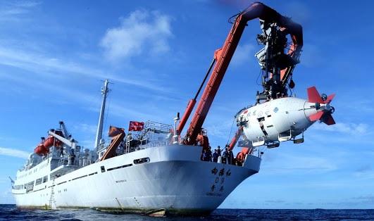 Duh! Kapal Survei China Diduga Operasikan 'Sensor Bawah Air' di Perairan RI
