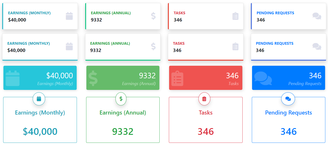 Value / Info Box in Shiny and Rmarkdown