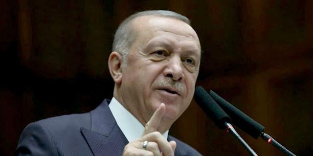 Ditegur Washington Soal Kecamannya Terhadap Kaum LGBT, Erdogan: Tidak Malu Dengan Apa Yang Terjadi Sesudah Pemilu?
