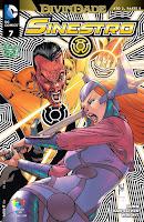 Os Novos 52! Sinestro #7
