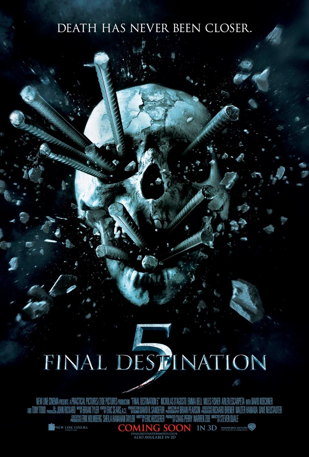 Final Destination 5 2011