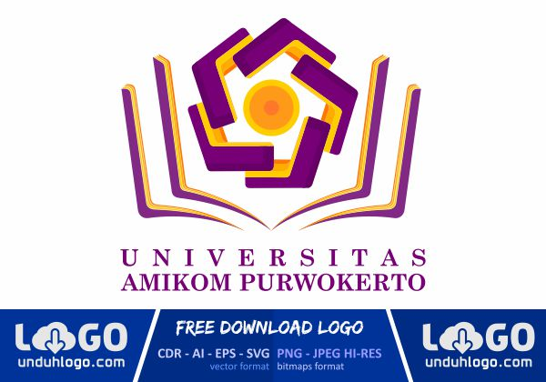 Logo Universitas Amikom Purwokerto