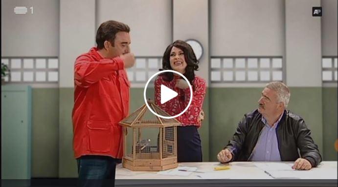 Programa de TV portugués se burla de las elecciones fraudulentas de Maduro