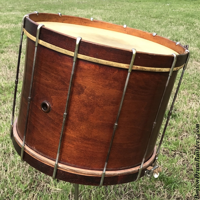 1903 William F. McIntosh Drum
